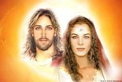 Maestros Jesús y María Magdalena