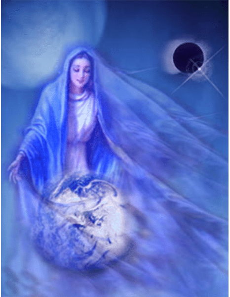 Oración para que el Alma viaje al Templo Etérico de Jesús, María y María Magdalena