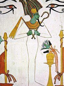 Decreto de Osiris para liberar Memorias de Energía Masculina mal aspectadas