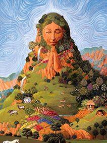 Decreto para la Sanación de la Madre Tierra y la Rejilla Cristalina del Planeta