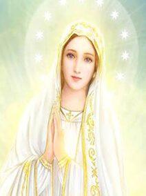Oración a María para la Justicia Divina en la Tierra