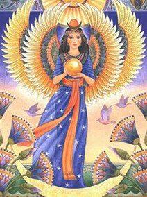 Decreto Invocación Diosa Isis que nos da Fuerza Femenina y Poder Personal