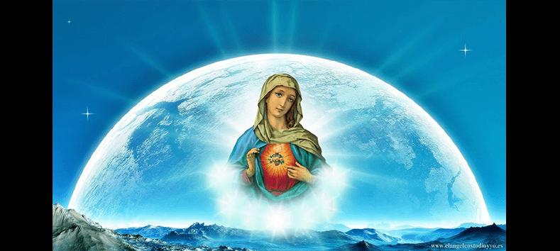 MENSAJE DE MARÍA de hoy 15 de Agosto 2016