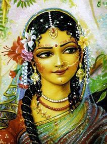 Nuevo Decreto de la Diosa Radha