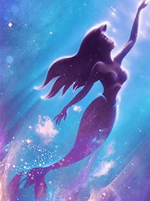Decreto para Conectar con la Energía Femenina Divina de las Sirenas