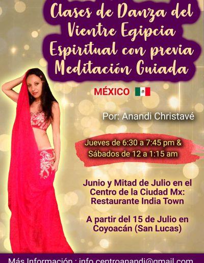 MÉXICO DF - CADA JUEVES Y SÁBADOS
