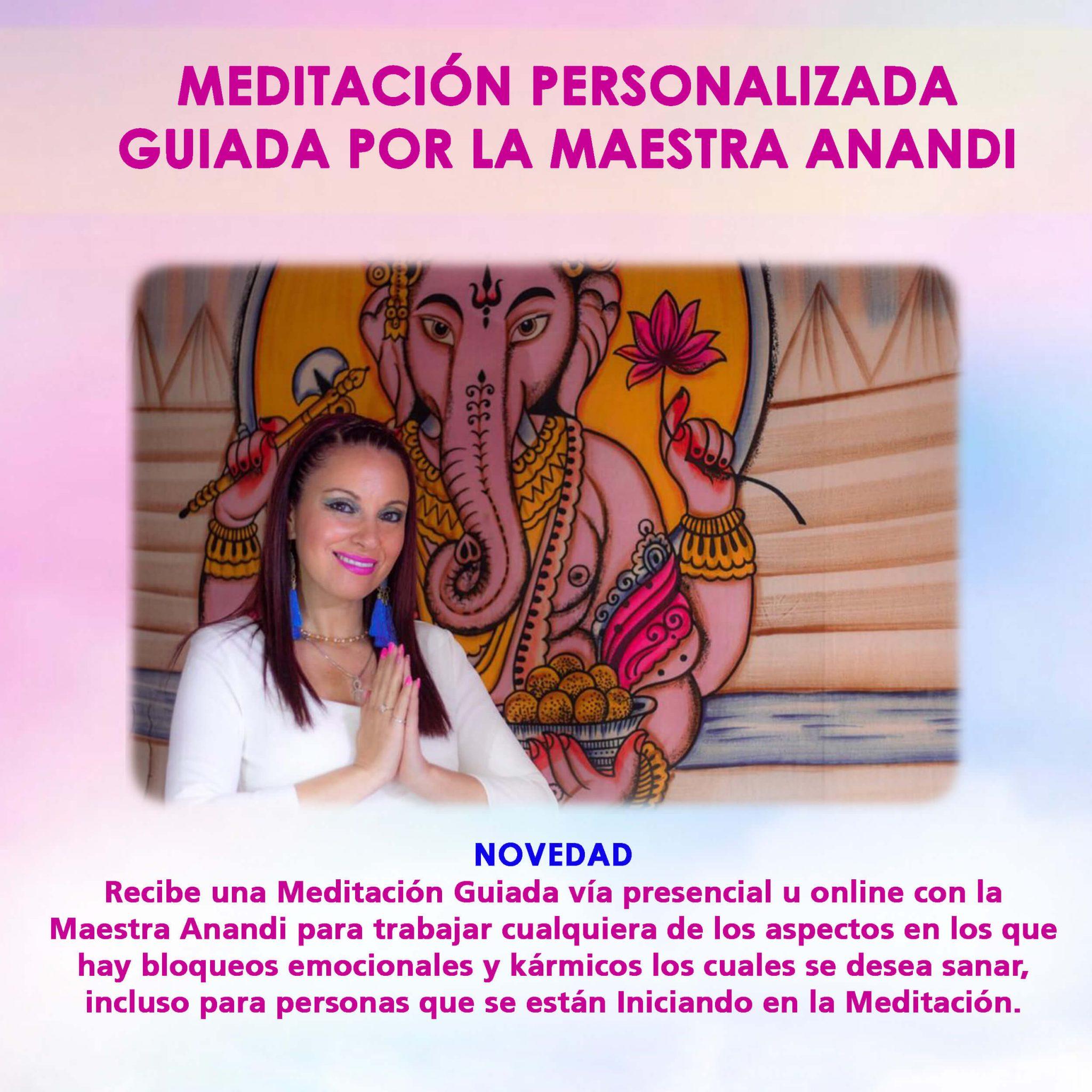 meditaciones personalizadas