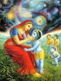 Decreto Invocación al Dios y Maestro Krishna  y a los Futuros Bebés de las  Llamas
