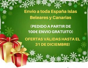Envios España, Islas Baleares y Canarias